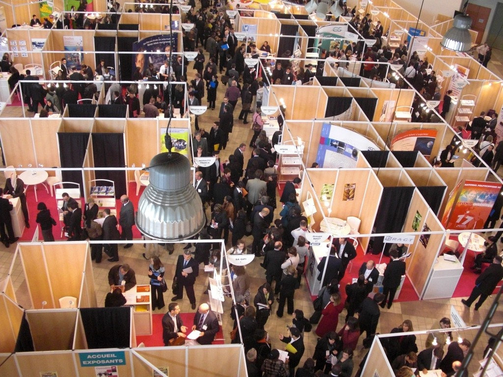Salon national du recrutement et de l entreprenariat for Salon entreprenariat